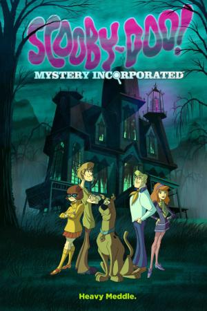 Scooby Doo Misterios S.A. (2010)