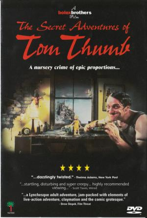 Las aventuras secretas de Tom Thumb (1993)