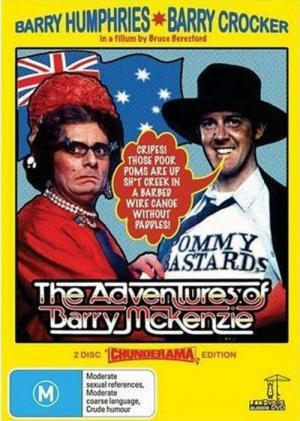 The Adventures of Barry McKenzie (1972)
