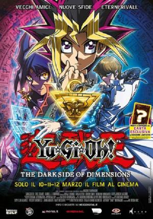 Resultado de imagen de Yu-Gi-Oh!: El Lado Oscuro de las Dimensiones (2016)