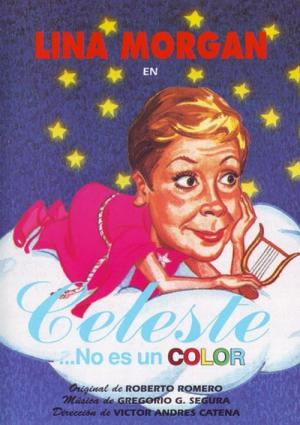 Celeste... no es un color (1993)